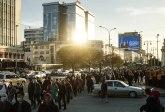 Epilog današnjeg protesta podrške Navaljnom: Uhapšeno više od 1.000 ljudi FOTO