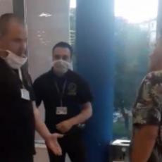 Epilog snimljene tuče u kragujevačkoj prodavnici: Uhapšen muškarac (49) zbog nasilničkog ponašanja (VIDEO)