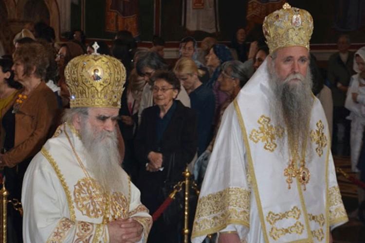 Episkop Joanikije: Litije nijesu ucjena već jedini način da izrazimo nezadovoljstvo