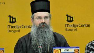 Episkop Teodosije ima koronu