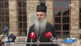 Episkop Teodosije primljen u bolnicu zbog koronavirusa