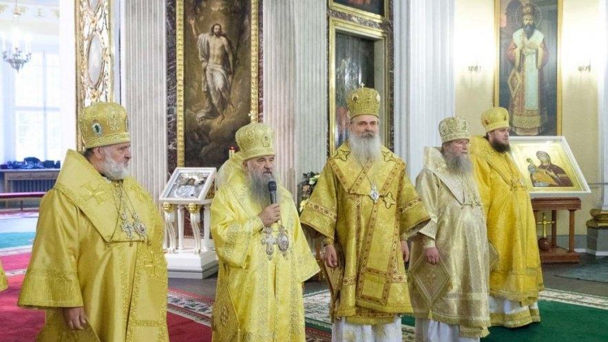 Episkop raško-prizrenski u poseti ruskoj Crkvi
