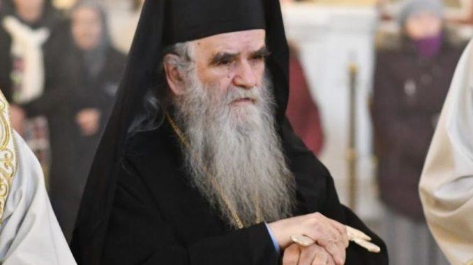 Episkopski Savjet SPC u CG – Saopštenje povodom upokojenja Mitropolita Amfilohija