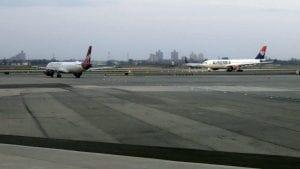 Er Srbija dočekala i nagradila 15-milionitog putnika
