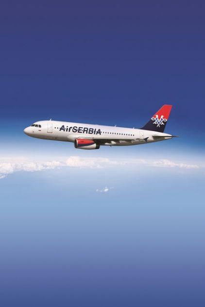 Er Srbija obnovlja letove iz Niša i Kraljeva