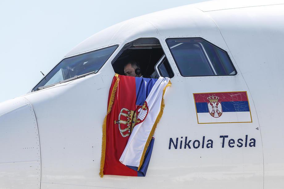 Er Srbija povećava kapacitete na letovima za Crnu Goru