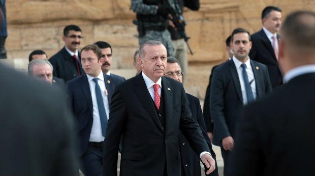 Erdogan: Dali smo audio-snimke Kašogijevog ubistva, svi znaju