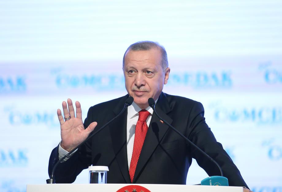 Erdogan:Ispitati glavnu stranku opozicije zbog veza s Gulenom