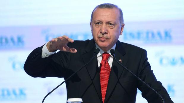 Erdogan: Najviše poštujem Trampa, Putina i katarskog šeika