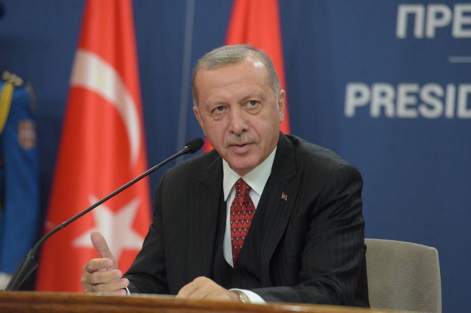 Erdogan: Posle razgovora sa Putinom dalji neophodni koraci
