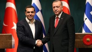 Erdogan: Problemi sa Grčkom se mogu rešiti mirnim putem