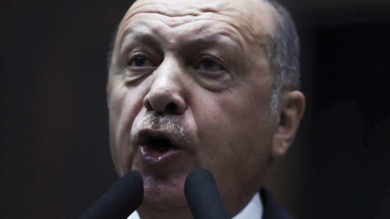 Erdogan: SAD nije ispunio obećanje o Sirijiuoči razgovora s Trumpom