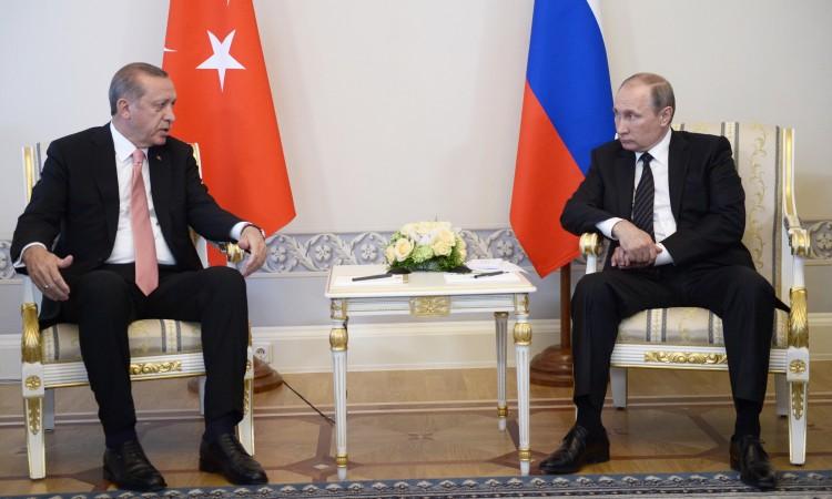 Erdogan: Turski tok biće pušten 8. januara