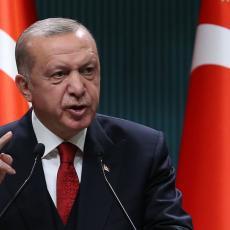 Erdogan doneo KONAČNU ODLUKU: Turska se zaključava - STROGI LOKDAUN!