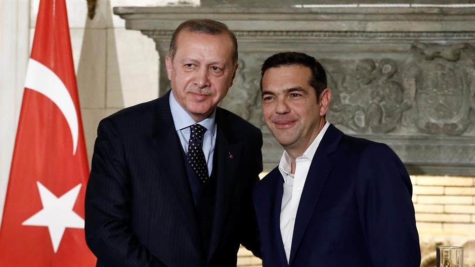 Erdogan i Cipras za novo poglavlje grčko-turskih odnosa