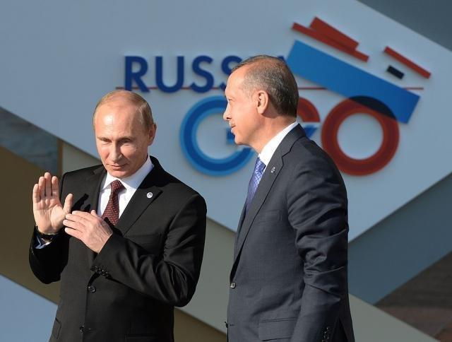 Erdogan i Putin i tri sirijske teme