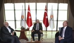 Erdogan i iranski ministar spoljnih poslova razgovaraju o Siriji