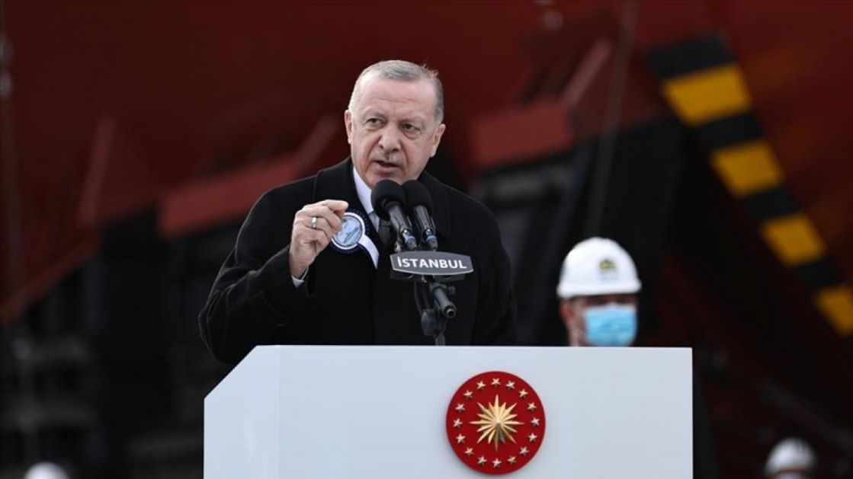Erdogan poručio da je Turska među 10 zemalja svijeta koje dizajniraju i grade vlastite ratne brodove