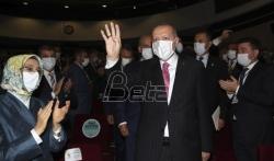 Erdogan  sa Merkel i Mišelom o tenzijama u Sredozemlju