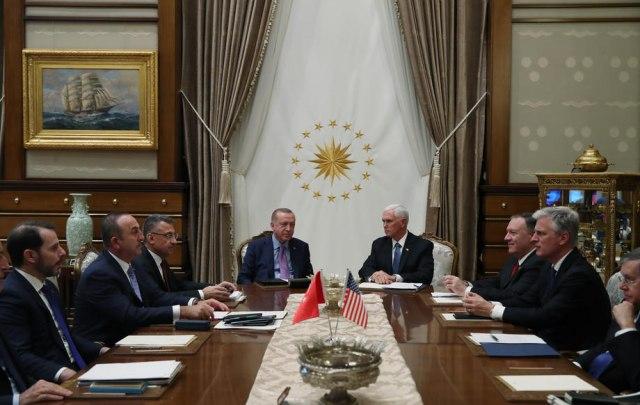Erdogan se sa Amerikancima dogovorio oko Sirije, Kurdi: Poštovaćemo