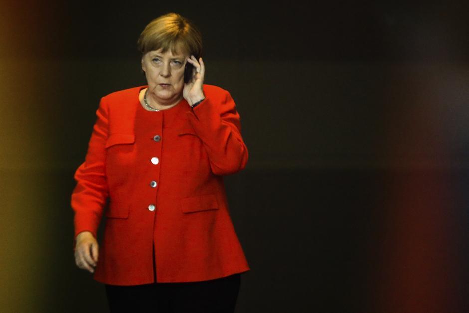 Erdogan u Nemačkoj, Merkelova odbila večeru