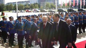"""Erdogan u Srbiji – tri najvažnije tačke: """"Diplomatija"""", autoput i turski policajci"""