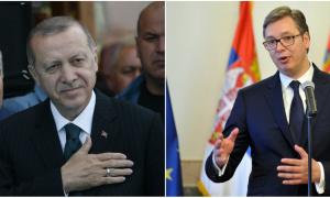 Erdoganov kabinet saopštio: Vučić u dvodnevnoj poseti, tema jači odnosi