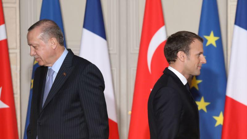 Eskalacija napetosti u odnosima Francuske i Turske