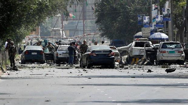Eskplozija u Kabulu, ima stradalih