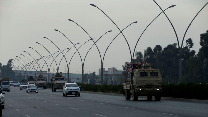Esper u Bagdadu razgovara o američkim trupama