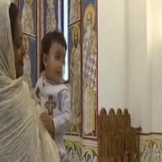 Etiopljanka NIJE ZNALA gde je Srbija, sada živi u njoj, slavi Svetog Nikolu i POSEBNO je PONOSNA na OVO