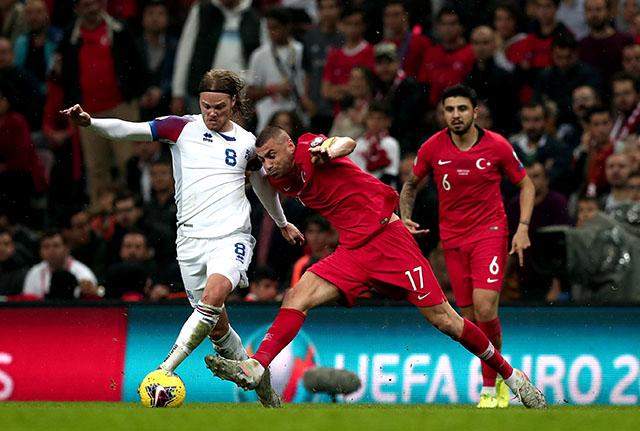 Euro 2020 (kval.) - Turci remijem do kontinentalne smotre