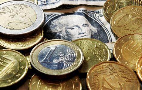 Euro ojačao uoči poruka sa sjednice Europske središnje banke