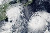 Evakuacija ostrva: Udari vetra od 100 kilometara na sat, otkazani letovi