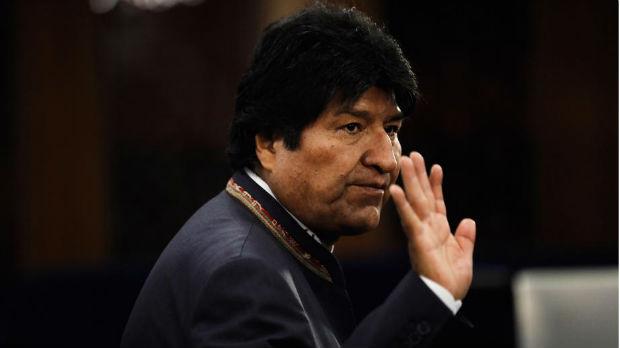 Evo Morales podneo ostavku
