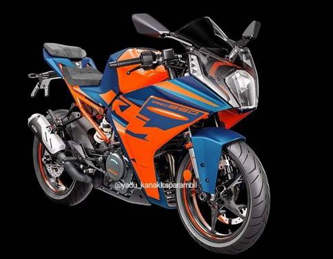 Evo kako će izgledati novi KTM RC390
