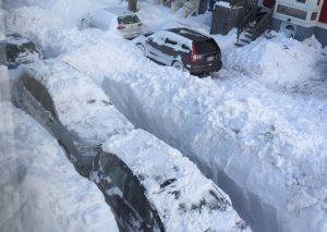 Evo kako izgleda Kanada kada je zatrpana snegom