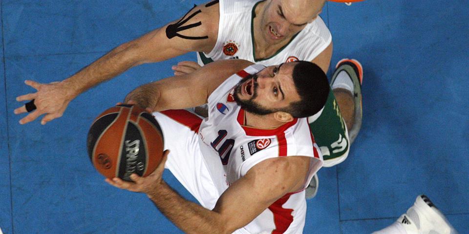 Evrobasket najverovatnije gotov za Lazića!