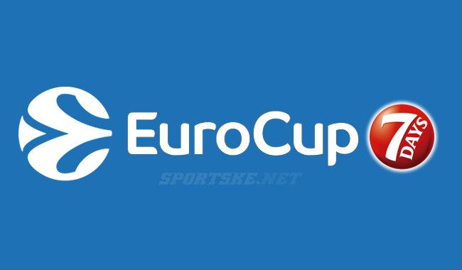 Evrokup - Unikaha poražena u Istanbulu, Cedevita Olimpija bolja od Italijana!