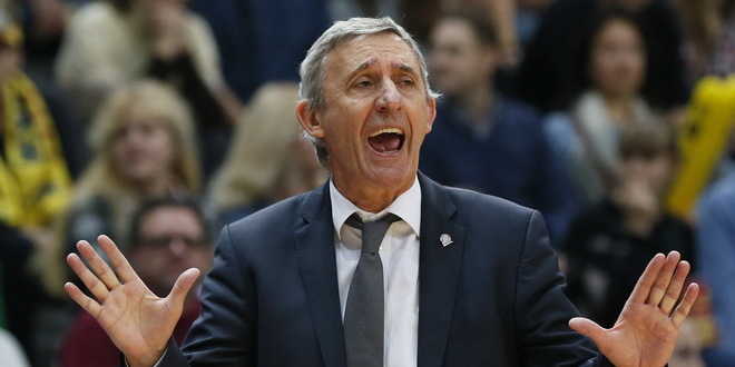 Evroliga pokrenula disciplinski postupak protiv Pešića