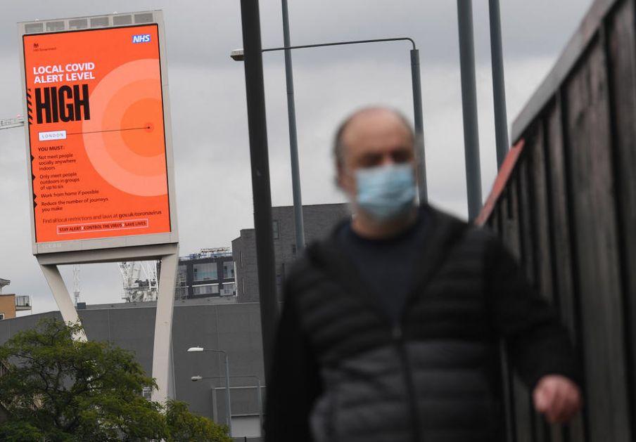 Evropa: Odloženo ukidanje epidemioloških mera u Britaniji, Najniži broj novoobolelih od avgusta u Austriji