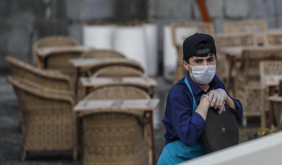 Evropa: U Moskvi rekordan broj novozaraženih u jednoj nedelji