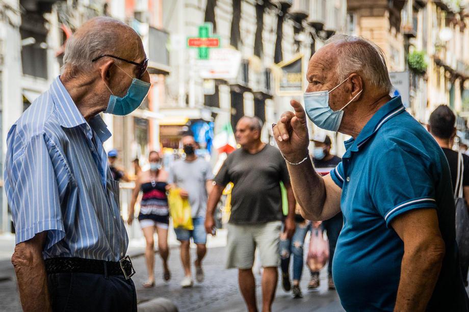 Evropa: Zelene propusnice u Italiji za učitelje, putnike...