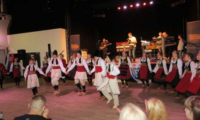 Evropa na Jelekovoj zabavi