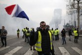 Evropa na nogama, protesti od Pariza do Tirane FOTO