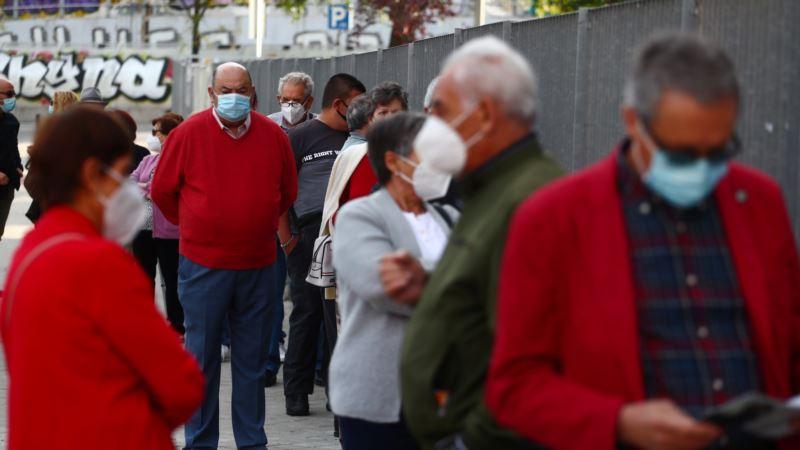 Evropa upozorava na mračnu zimu dok se drugi val COVID-19 ubrzava