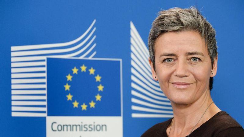 Evropska komesarka za digitalno doba