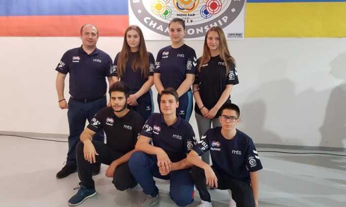 Evropska liga mladih: Srpski tim puškom na finalnom turniru!