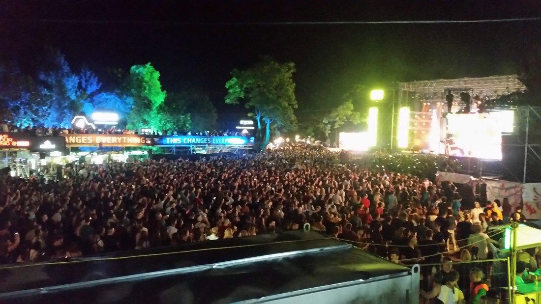 EXIT na prvom mestu sedam najvećih festivala sveta
