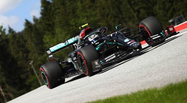 F1: Botasu prva pol pozicija u sezoni